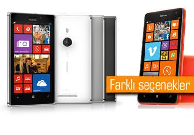 Nokia Lumia 925 ve 625�nin T�rkiye sat�� fiyat� ve tarihi a��kland�