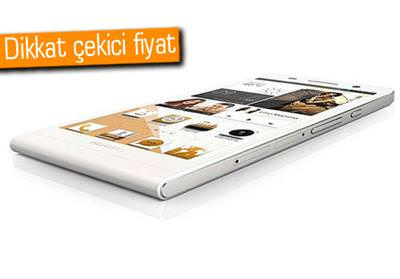 Huawei Ascend P6'n�n T�rkiye ��k�� tarihi ve fiyat�