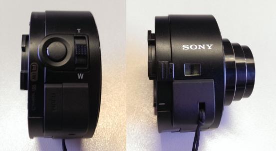Sony Cyber-shot QX10