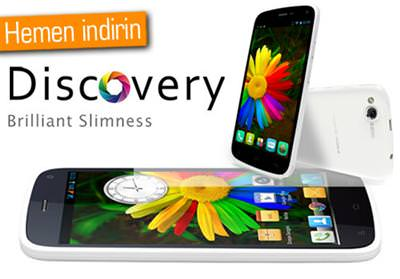 General Mobile Discovery'ye kapsaml� g�ncelleme geldi