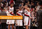 Trail Blazers'�n NBA'deki ba�ar�s�n�n arkas�nda iPad var