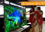 4K Ultra HD televizyon fiyatlar� yar� yar�ya d��ecek