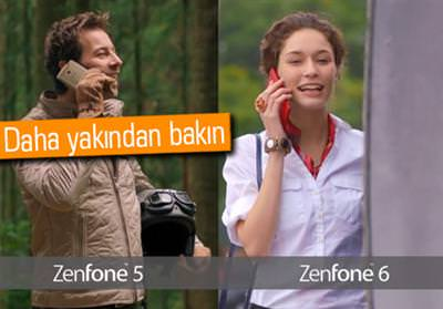 ASUS, ZenFone ve PadFone mini i�in video yay�nlad�