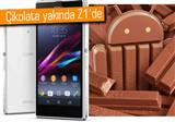 Xperia Z1'e Android 4.4 KitKat g�ncellemesi geliyor
