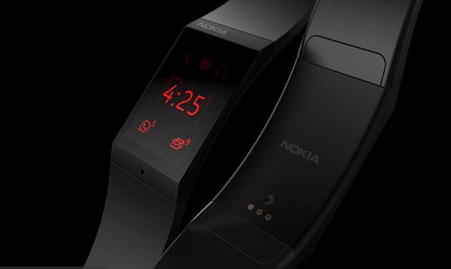 457349191986 Nokiadan Akıllı Saat Tasarımı