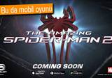 The Amazing Spider-Man 2 mobil platforma geliyor