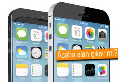 iPhone 6 i�in uyan�klar i� ba��nda