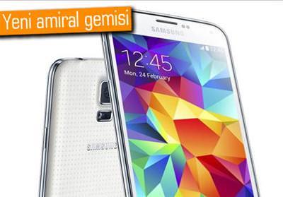 Samsung Galaxy S5 (SM-G900FQ)