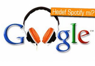 Google da m�zik i�ine giriyor