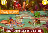 Angry Birds Epic, Android, iOS ve Windows Phone i�in yay�nland�