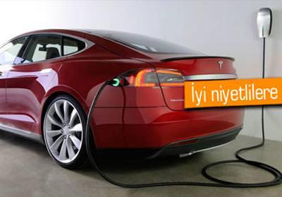 Tesla Motors, t�m patentlerini bedava sunuyor