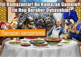 Gameloft T�rkiye'den Ramazan'a �zel indirimler