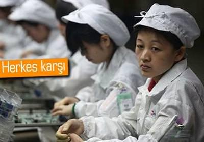 Samsung, çocuk işçi çalıştırılmasına karşı!