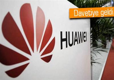 Huawei, IFA 2014 i�in davetiye yay�nlad�