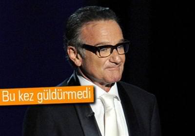 Oscar �d�ll� oyuncu Robin Williams �ld�