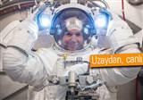 Uzaydan yap�lacak ilk Facebook soru-cevap etkinli�i bug�n, canl� izleyin!