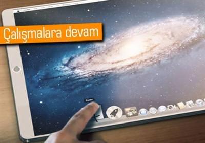 iPad Pro gelecek sene ��kabilir