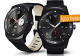 LG G Watch R'nin fiyat� ve ��k�� tarihi