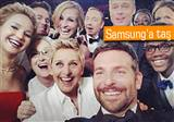 IFA 2014: Nokia'dan Samsung'a 'selfie' g�ndermesi!