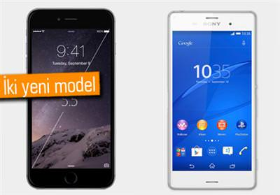 iPhone 6 ve Xperia Z3 kar��la�t�rmas�