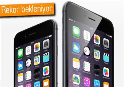 iPhone 6'lar�n ilk haftasonu tahmini sat�� rakam� belli oldu