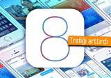 �nternet trafi�inde iOS 8 yo�unlu�u