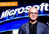 Microsoft'ta yaprak d�k�m� ya�an�yor