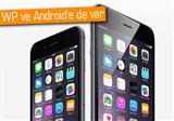 Microsoft, iPhone 6'n�n �erefine kampanya ba�latt�