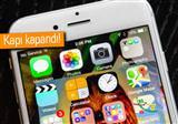 iOS 7'ye art�k geri d�n�� yok