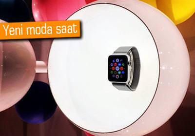 E�er Paris'teyseniz Apple Watch'� deneyebilirsiniz