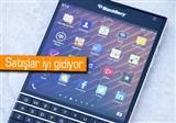 BlackBerry Passport stoklar� bir kez daha t�kendi