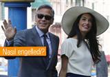 George Clooney'in d���n�nde siber �nlemler de al�nd�