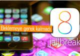 iOS 8.1 i�in Jailbreak ��kt�