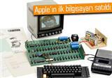 Apple 1, tam 905 bin dolara sat�ld�