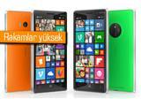 Microsoft 3 ayda 9.3 milyon Lumia telefon satt�