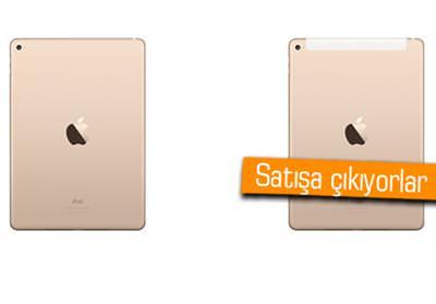iPad Air 2 ve iPad mini 3'�n T�rkiye ��k�� tarihleri ve fiyatlar�