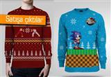 Bu k���n modas� Sonic ve Street Fighter'l� 8-bit kazaklar