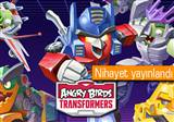 Angry Birds: Transformers Android i�in yay�nland�