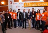 Bankac�l�k Hackathon'u Hack-ING ba�lad�