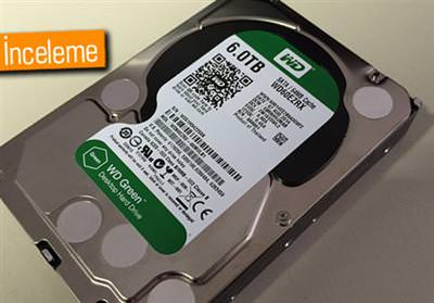 Western Digital WD 6 TB