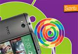 HTC Sense 6'l� Android Lollipop'un ekran g�r�nt�leri s�zd�