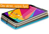 D�nyan�n ilk 7 in� ak�ll� telefonuyla tan���n: Blu Studio 7.0