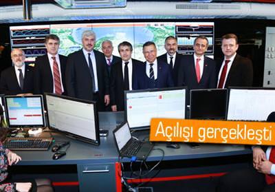 Ekiplerini tek çatı altında topladığı dijital operasyon merkezi