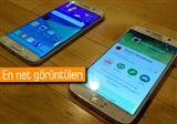 Samsung Galaxy S6 ve S6 Edge yan yana g�z�kt�