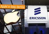 Ericsson, Apple'� mahkemeye verdi, iPhone sat��lar� durabilir!