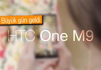 MWC 2015: HTC One M9 tan�t�l�yor - Canl� anlat�m