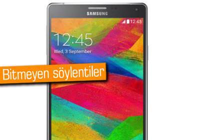 Galaxy Note 5'le alakalı iddialar devam ediyor