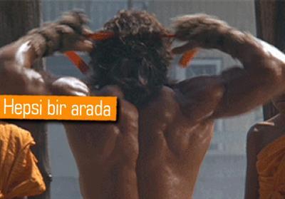 Sylvester Stallone, filmlerinde toplam ka� ki�iyi �ld�rd�?
