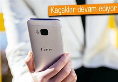 HTC One E9+'�n bas�n g�rselleri s�zd�