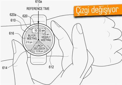 Samsung'un yeni ak�ll� saatinde Galaxy S6 �ipseti olabilir